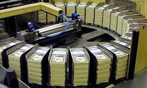 Thặng dư ngân sách Mỹ đạt hơn 50 tỷ USD