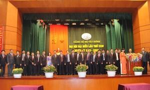 Đảng bộ Bộ Tài chính nhiệm kỳ 2015-2020: Tiếp bước những thành công