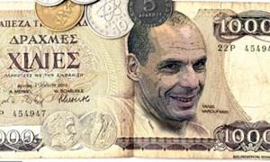 Hy Lạp từng có kế hoạch khôi phục đồng drachma