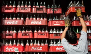 Coca-Cola và Sở thuế vụ Mỹ bước vào