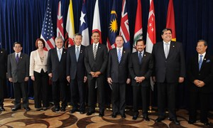 Hoàn tất đàm phán hiệp định thế kỷ - TPP