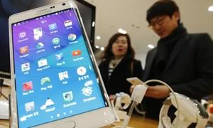Samsung công bố mức tăng trưởng cao nhất 6 năm qua