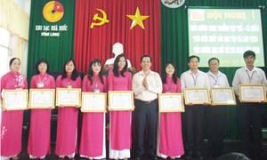 Sáng tạo trong học tập và làm theo tấm gương đạo đức Hồ Chí Minh