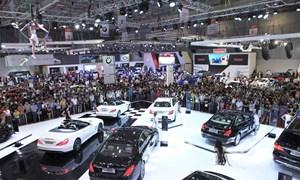 Bùng nổ thị trường ôtô ngoại nhập