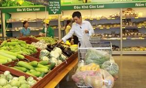 CPI tháng 11 của Hà Nội tăng 0,04%