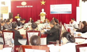 Hội nghị tuyên truyền phổ biến pháp luật về phòng, chống rửa tiền năm 2015