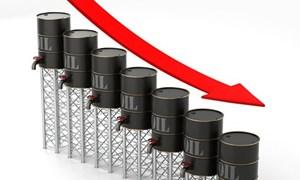 Giá dầu xuống mức thấp nhất trong 7 năm qua