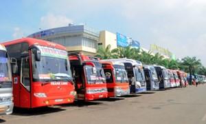 Giá cước vận tải giảm chưa tương xứng với giá nhiên liệu
