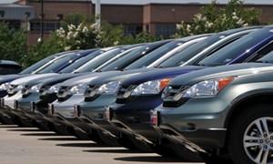 Bộ Tài chính hướng dẫn thực hiện mua sắm xe ô tô công năm 2016