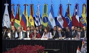 Liên minh châu Âu mong muốn thúc đẩy ký kết FTA với Mercosur