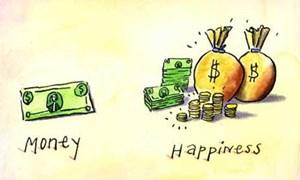 Triệu phú Mỹ: Tiền bạc mua được hạnh phúc
