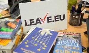 Anh: Mất 100 tỷ bảng nếu rời EU