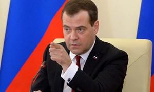 Chính phủ Nga sẽ không tăng thuế cho đến năm 2018