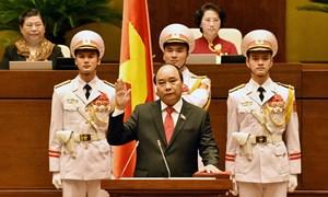 6 trọng tâm ưu tiên trong chỉ đạo điều hành của tân Thủ tướng Nguyễn Xuân Phúc
