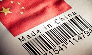 2/3 sản phẩm độc hại tại châu Âu là hàng Made in China