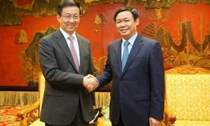 Khuyến khích các doanh nghiệp Thượng Hải đầu tư vào Việt Nam