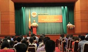 Quán triệt Nghị quyết Đại hội XII của Đảng trong toàn ngành Tài chính
