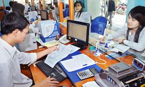 Tháng 5: Thu ngân sách nội địa đạt 6,8% dự toán năm