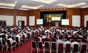 Bộ Tài chính tổ chức giới thiệu nội dung mới của Luật Báo chí