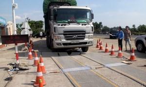 Xây dựng 50 trạm kiểm tra tải trọng xe trên đường bộ