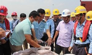 168 tấn bùn nhập khẩu của Formosa không phải là bùn thải