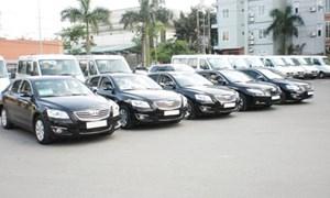 Tăng cường quản lý và sử dụng hiệu quả xe công