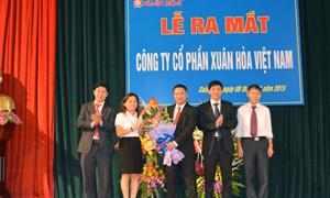 20,1 triệu cổ phiếu Xuân Hòa giao dịch trên UPCoM