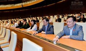 Quốc hội thông qua dự toán ngân sách nhà nước năm 2017