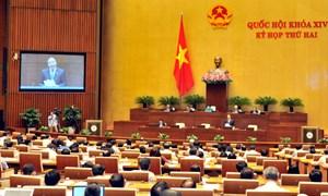 Quốc hội đánh giá cao tinh thần trách nhiệm của Chính phủ, Thủ tướng Chính phủ