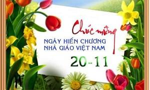 Bộ trưởng Tài chính Đinh Tiến Dũng gửi thư chúc mừng ngày Nhà giáo Việt Nam