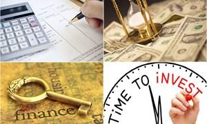 Điểm nhanh sự kiện kinh tế - tài chính nổi bật tuần qua