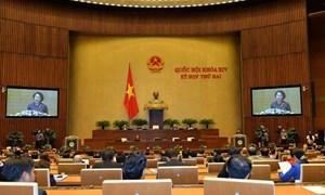 Kỳ họp thứ 2, Quốc hội khóa XIV thành công với nhiều nội dung quan trọng