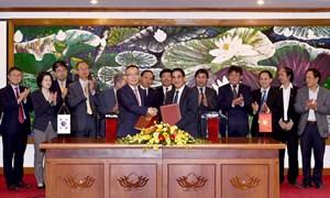 Gần 77 triệu USD nâng cấp hệ thống thủy lợi sông Lèn và sông Hoàng Mai