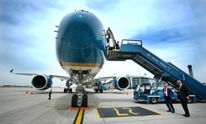 Mức thu phí nhượng quyền khai thác cảng hàng không, sân bay