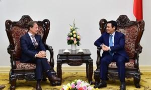Việt Nam tích cực chuẩn bị thông qua và thực thi EVFTA