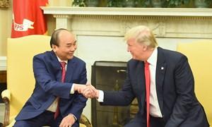 Tăng cường quan hệ kinh tế Việt Nam - Hoa Kỳ