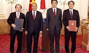 Ký kết Hiệp định vay trị giá 116,5 triệu USD giữa Việt Nam - Nhật Bản