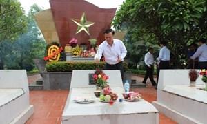 Đảng ủy Bộ Tài chính hướng dẫn tuyên truyền kỷ niệm 70 năm ngày Thương binh - Liệt sĩ