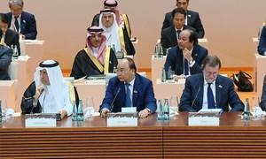 Thủ tướng Nguyễn Xuân Phúc: Nhiều thông điệp mạnh mẽ tại Hội nghị Thượng đỉnh G20