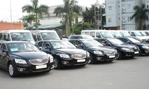 Được lựa chọn hình thức khoán kinh phí sử dụng xe ô tô công