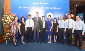 Bảo hiểm Bảo Việt ra mắt sản phẩm Bão nhiệt đới chưa từng có tại Việt Nam