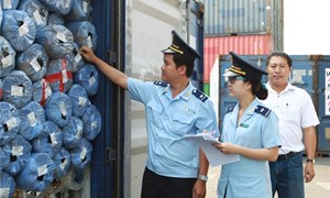 Xử lý khai sai số lượng sản phẩm xuất khẩu sản xuất hàng xuất khẩu