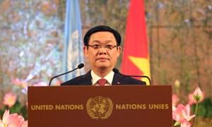 Việt Nam tiếp tục phát huy vai trò tại Liên hợp quốc, WTO