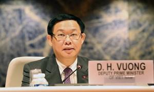 Phó Thủ tướng Vương Đình Huệ kết thúc tốt đẹp chuyến thăm và làm việc tại châu Âu