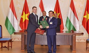 Tăng cường hợp tác tài chính Việt Nam - Hungary