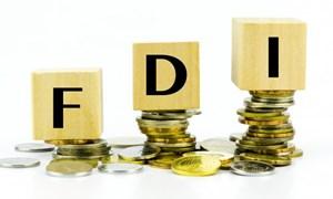 25,48 tỷ USD vốn FDI