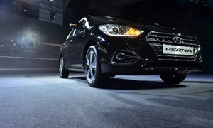Hyundai Verna giá 279 triệu sắp về Việt Nam