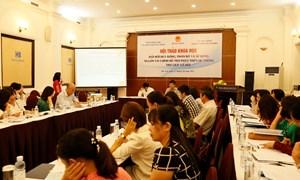 Đổi mới cơ chế tài chính hỗ trợ phát triển hệ thống trợ giúp xã hội