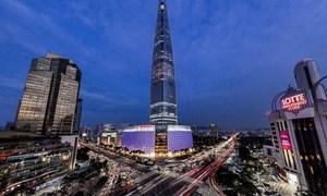 """Doanh nghiệp Hàn """"đánh lớn"""" trên thị trường tài chính Việt"""