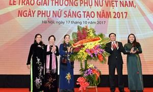 Tô thắm truyền thống tốt đẹp Phụ nữ Việt Nam